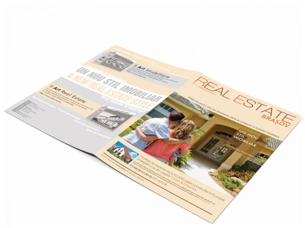 Real Estate Brasov Magazine