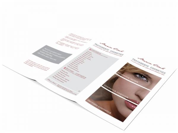Maria Olah Brochure