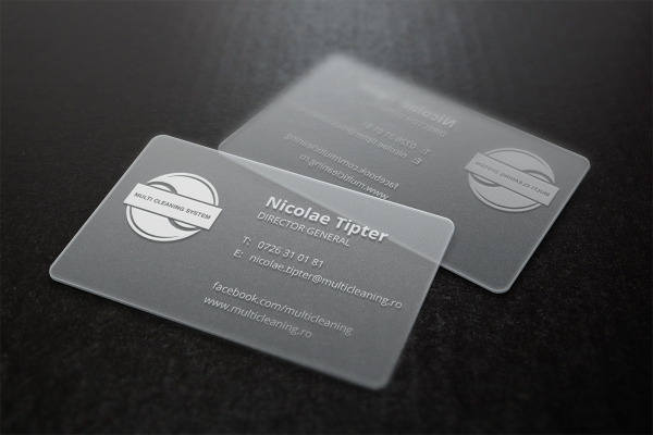 Business Card MCS