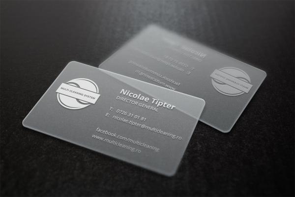Business Card MCS